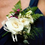 Wedding flowers corsage