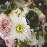 Wedding flowers bouquet