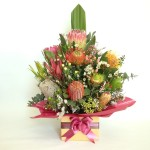 Native Australian flower arrangement