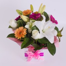 Mother's Day flowers Oriental lilies