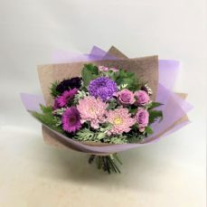 Florist choice posy style bouquet